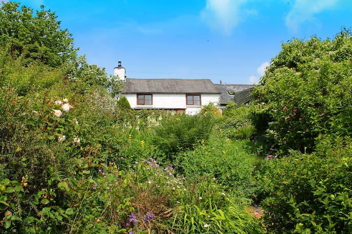Cosy cottage with stunning views - Machynlleth  - บ้าน