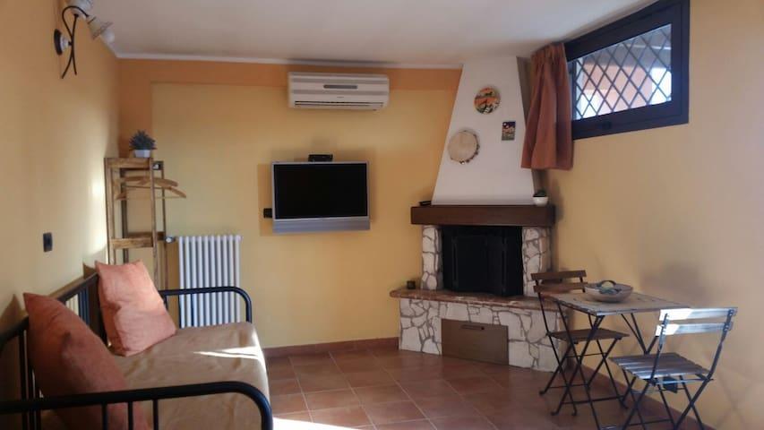 Mansarda Via del Mare - Galatone - Rumah
