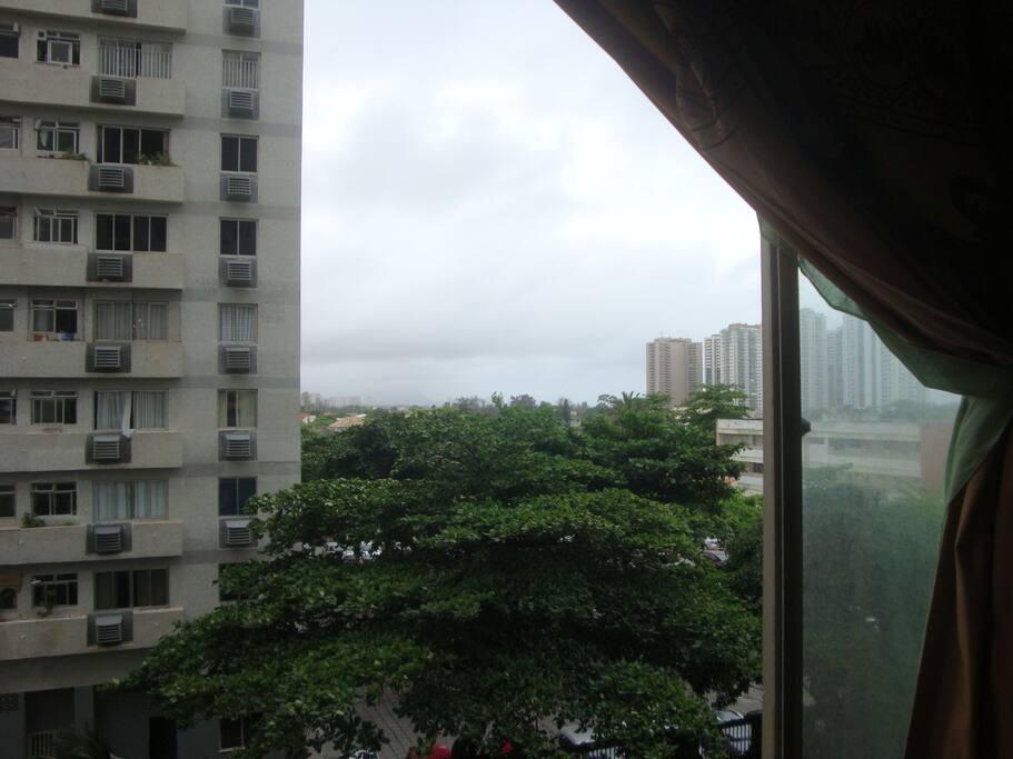 Vista do Apartamento.