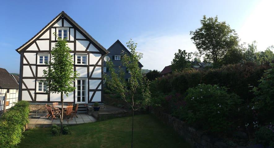 Ferienhaus Engelskirchen - Engelskirchen - Huis