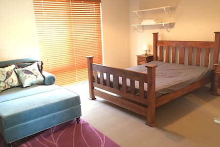Large room in new house, convenient to everywhere