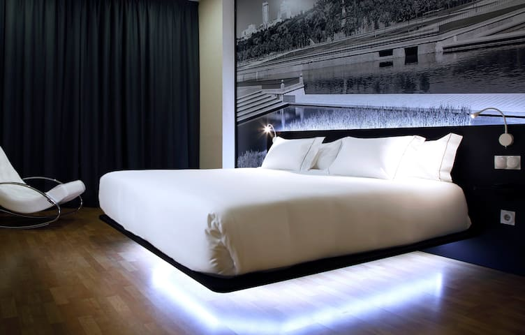 B&B Hotel Habitación doble matrimonial