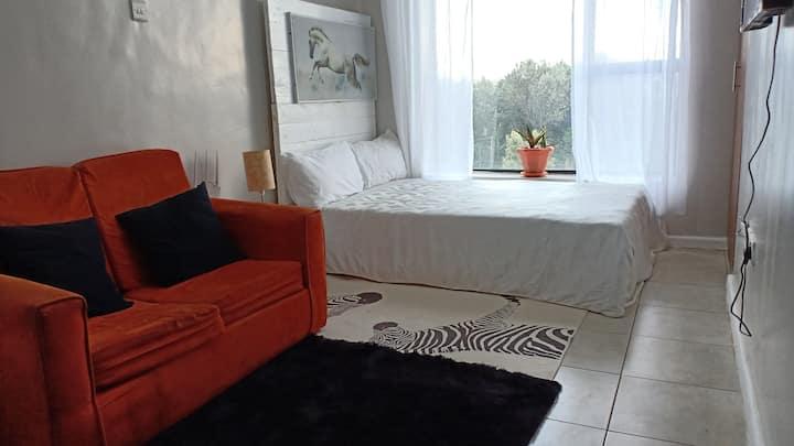 Daisy & Kingsley's Studio Apartment.