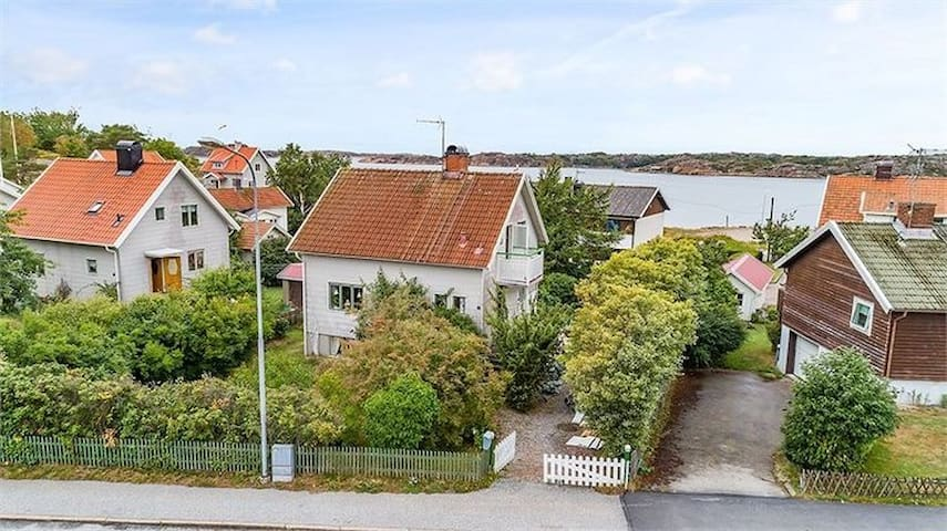 House in beautiful Bovallstrand
