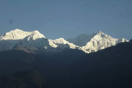 Live in the heart of South Sikkim