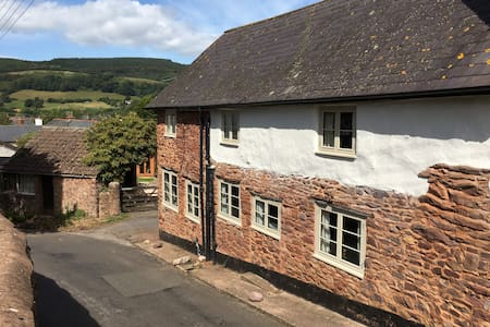 ❤ Charming Character Cottage near Dunster Exmoor ❤