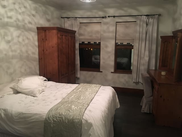 Countryside located Double Room, Newry - Newry and Mourne - Domek parterowy