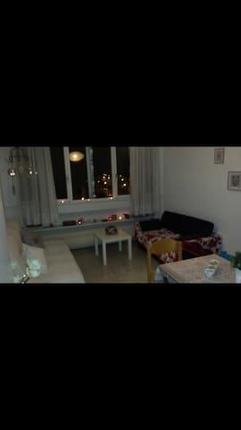 2 Zimmer für einen oder zwei - nah am Zentrum - Colmar - Apartment