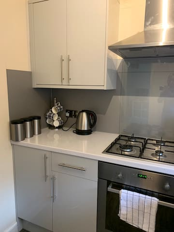 Flat within easy reach of Stirling town and Castle