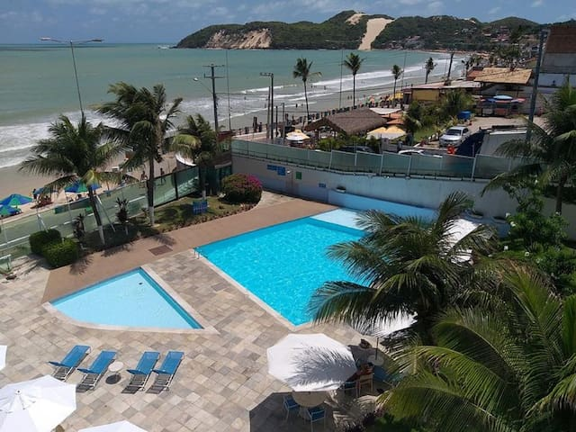 Flat In-Sonia 2 - Ponta Negra Beach