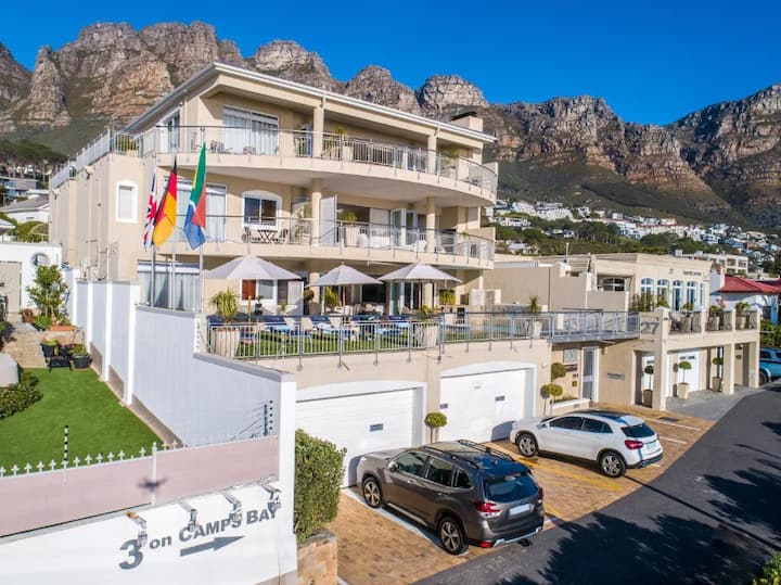 3 On Camps Bay Boutique Hotel-Superior Double Room
