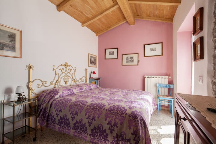 Romantic double room with swimming pool