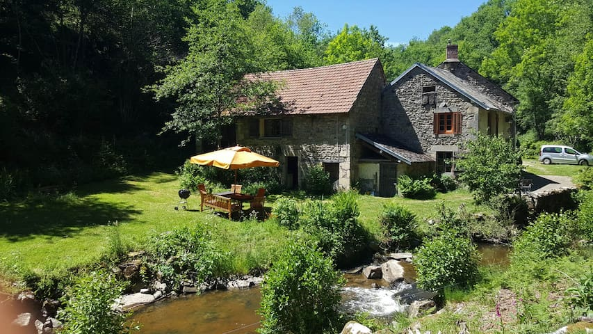 Have you ever stayed in a watermill
