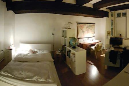 Gemütliches Zimmer im Stadtzentrum - Lüneburg - Apartemen
