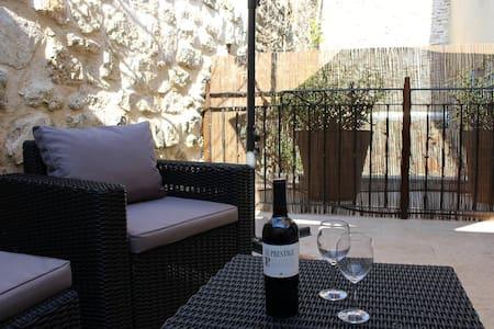 Location en Provence - Malemort-du-Comtat - Wohnung