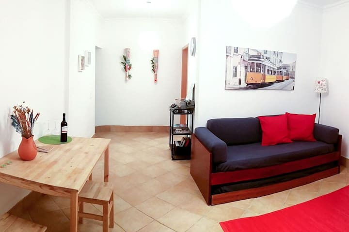 Central  apartment in Lisbon - ROSSIO