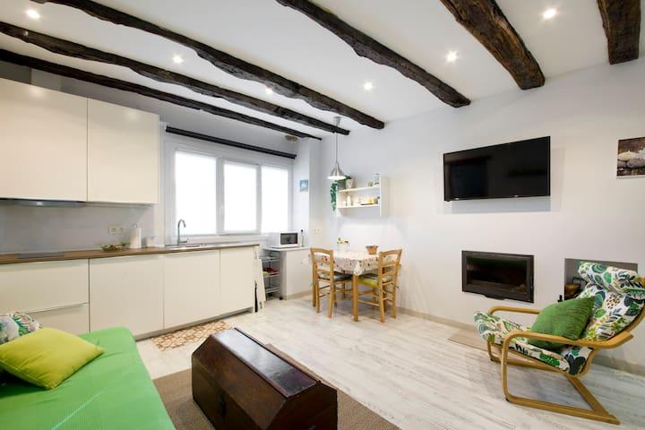 Loft rural Zarautz- San Sebastián