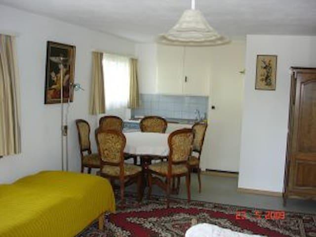 studio 3 lits - Les Genevez - Apartamento