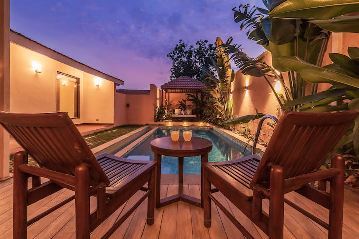 4 Villas Nehamrit - DISINFECTED BEFORE EVERY STAY