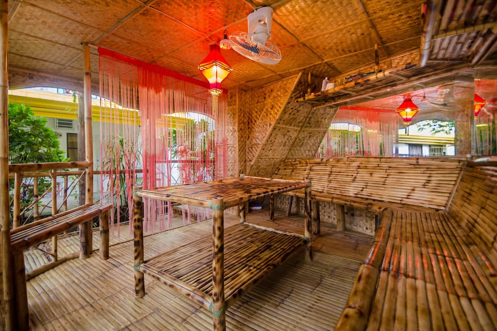 Bamboo Hangout + Reception