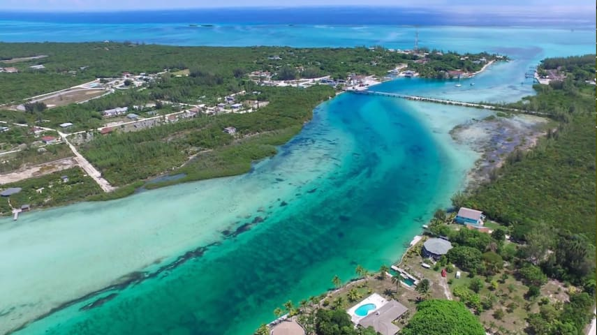 Fresh Creek Adventures your gateway to the Bahamas