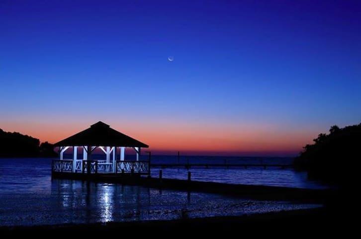 Pedazo de Cielo en Roatan - French Harbor - 一軒家
