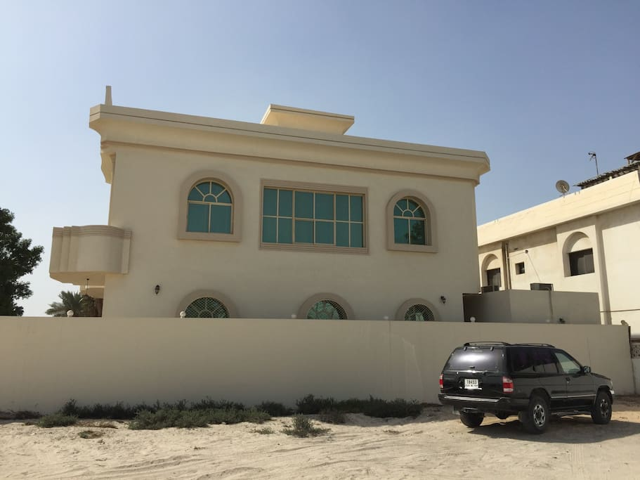 Rent My Villa 200 Meter From Sea Villas For Rent In Sharjah Sharjah United Arab Emirates