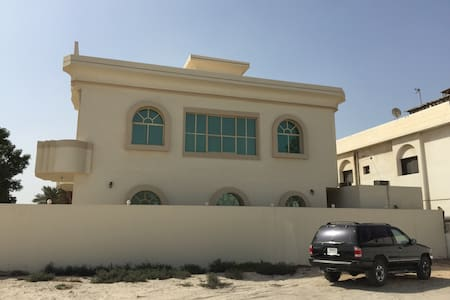 Rent My villa 200 meter from sea - Sharjah - Villa
