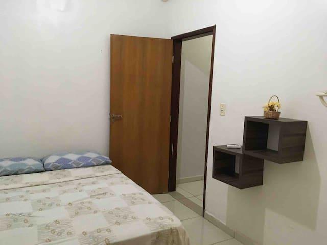Flat I - Centro do Crato - CE, com Ar, WiFi, TV...