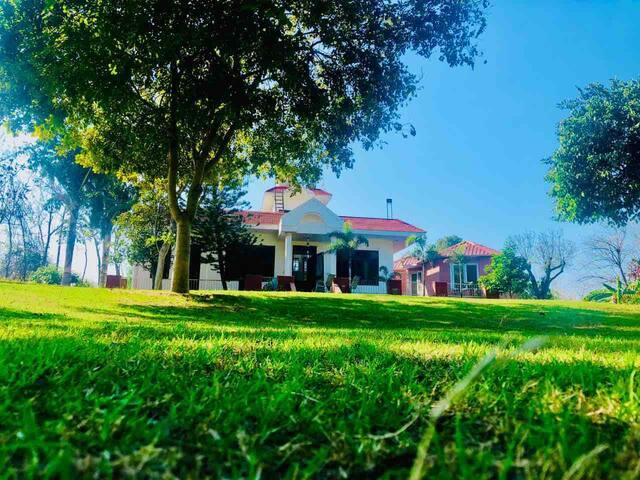 The Paradise Farm with pool Near Dehli & Gurgaon
