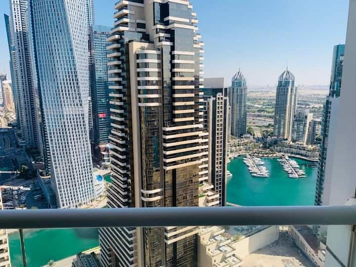 Studio apartment in dubai marina