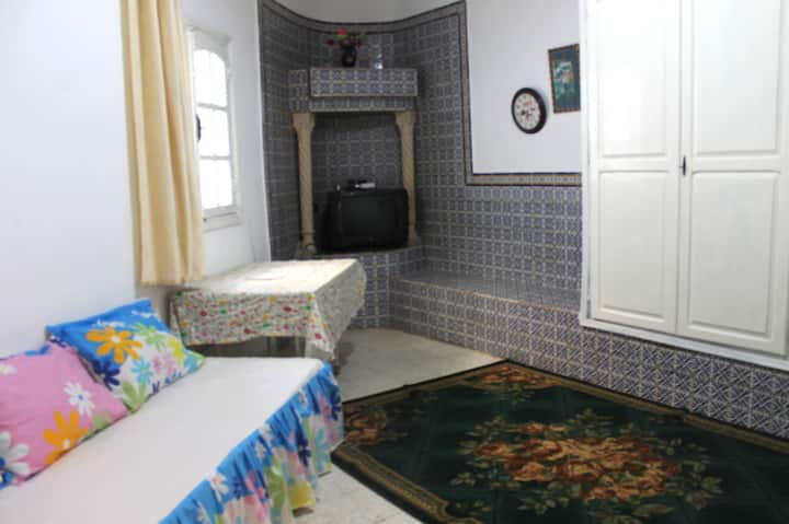 Cosy appartment near to airport and city ,Menzah 9
