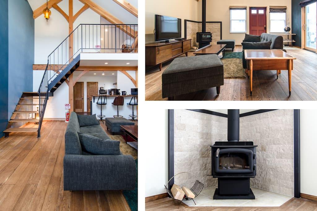 Spacios freshly renovated house