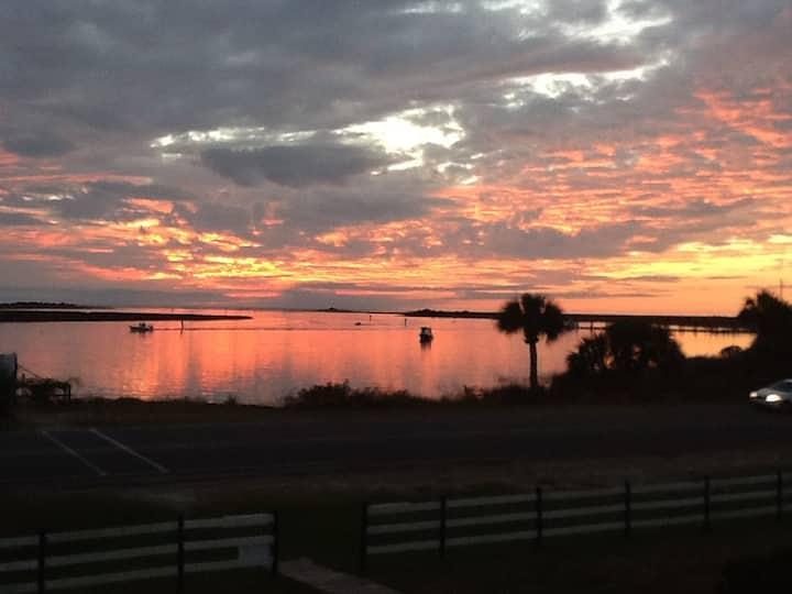 Spectacular sunsets in Steinhatchee Florida #200