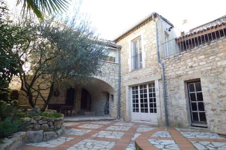 La maison de Cecile - Vagnas - Vila