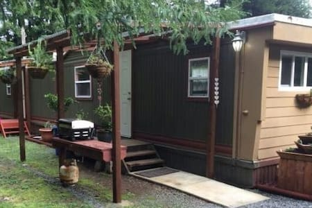 Trailer in the Redwoods - Crescent City - Andere
