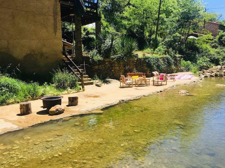 La Petite Scierie (The Little Sawmill)