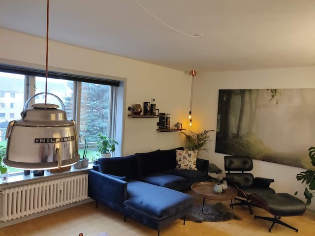 Cosy apartment with great location in Aarhus