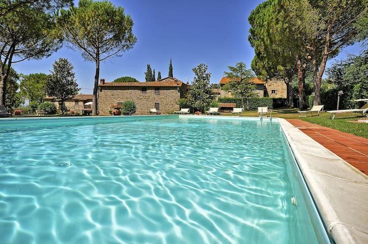 Colonica Al Trasimeno - Ciclamino - Vernazzano Basso - Apartament