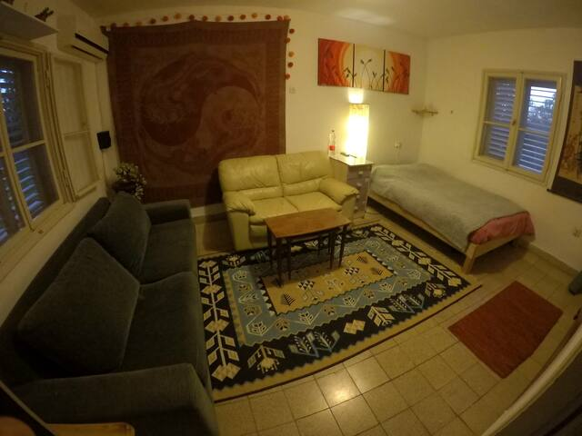 Cozy Kibbutz Apartment!