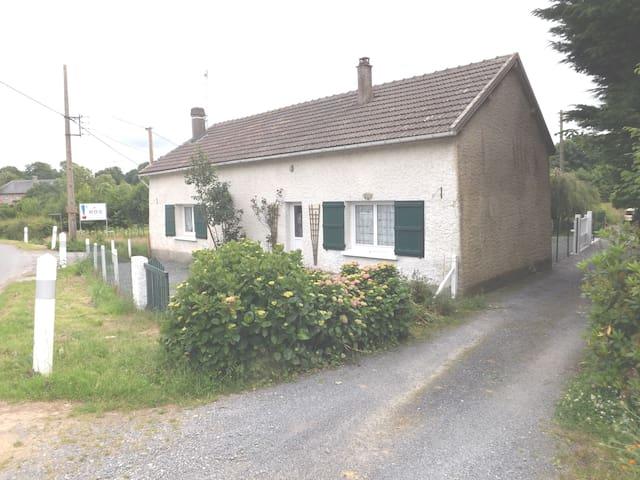 Maison de campagne au calme