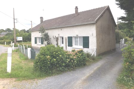 Maison de campagne - Hauteville-la-Guichard - Rumah
