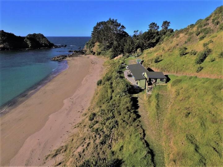 A beach retreat