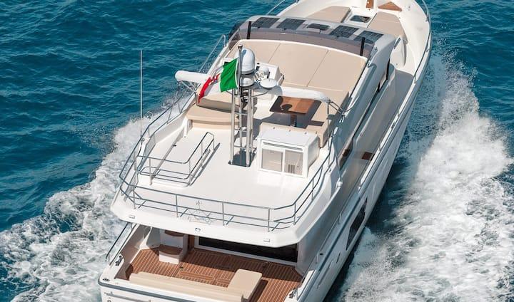 Cranchi 53 EcoTrawler 2018  Boat Rentals & Charter