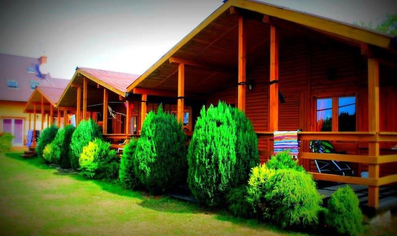 Domek letniskowy 6 osobowy - Grzybowo - Haus