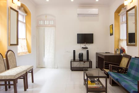 Beryline 58 - A Family Cottage - Mumbai - House