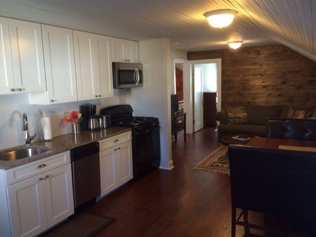 Luxury 3 Bedroom apt downtown EVL - Ellicottville - Apartment