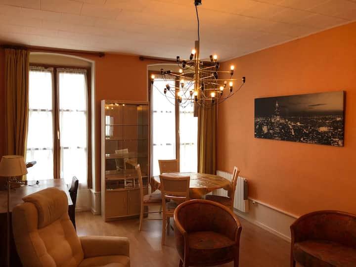 Appartement calme et rénové au coeur de Belley