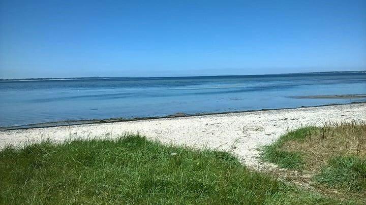 Hvalpsund, dejligt sommerhus, børnevenlig strand