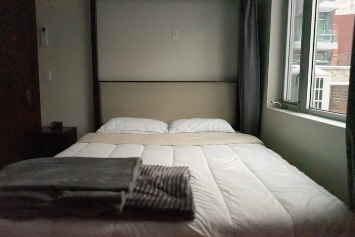1BR + sectional in Flushing Center